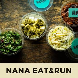Gutschein Nana Eat&Run